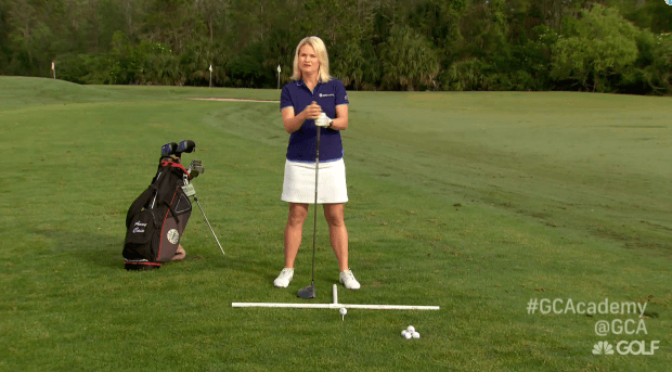 Anne Cain Golf Channel Tips Longer Drives