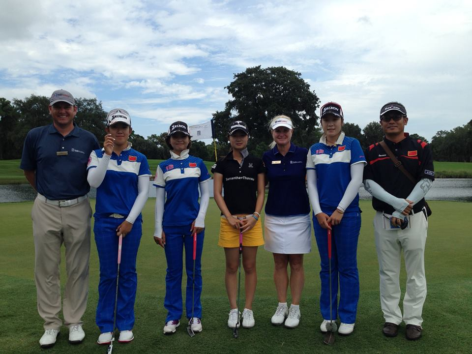 Chinese Team | Group Coaching Lessons in Florida