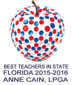 Best Teacher in State Florida
