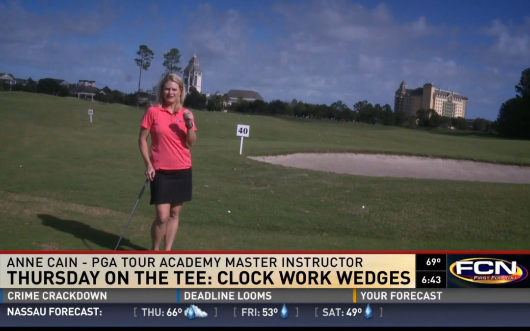 Master your wedges with Clockwork