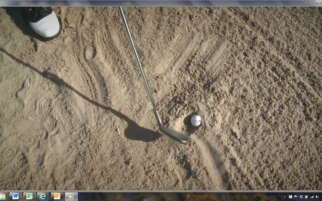 Dig out from that Buried Bunker Lie