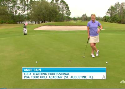 Anne Golf Channel